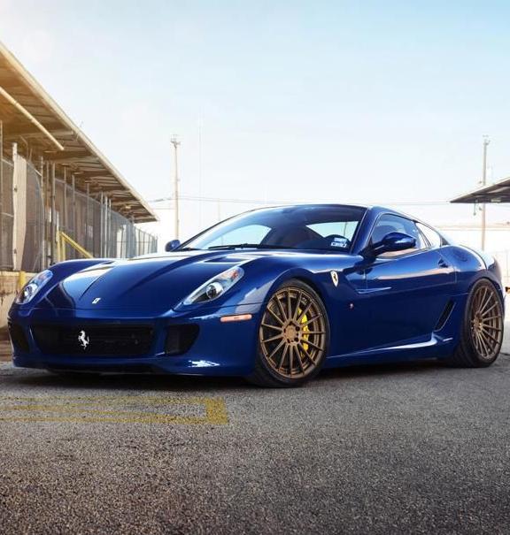 Ferrari 599 Gtb Fiorano: #WildWednesday Gets Even Wilder With This #Ferrari 599 GTB