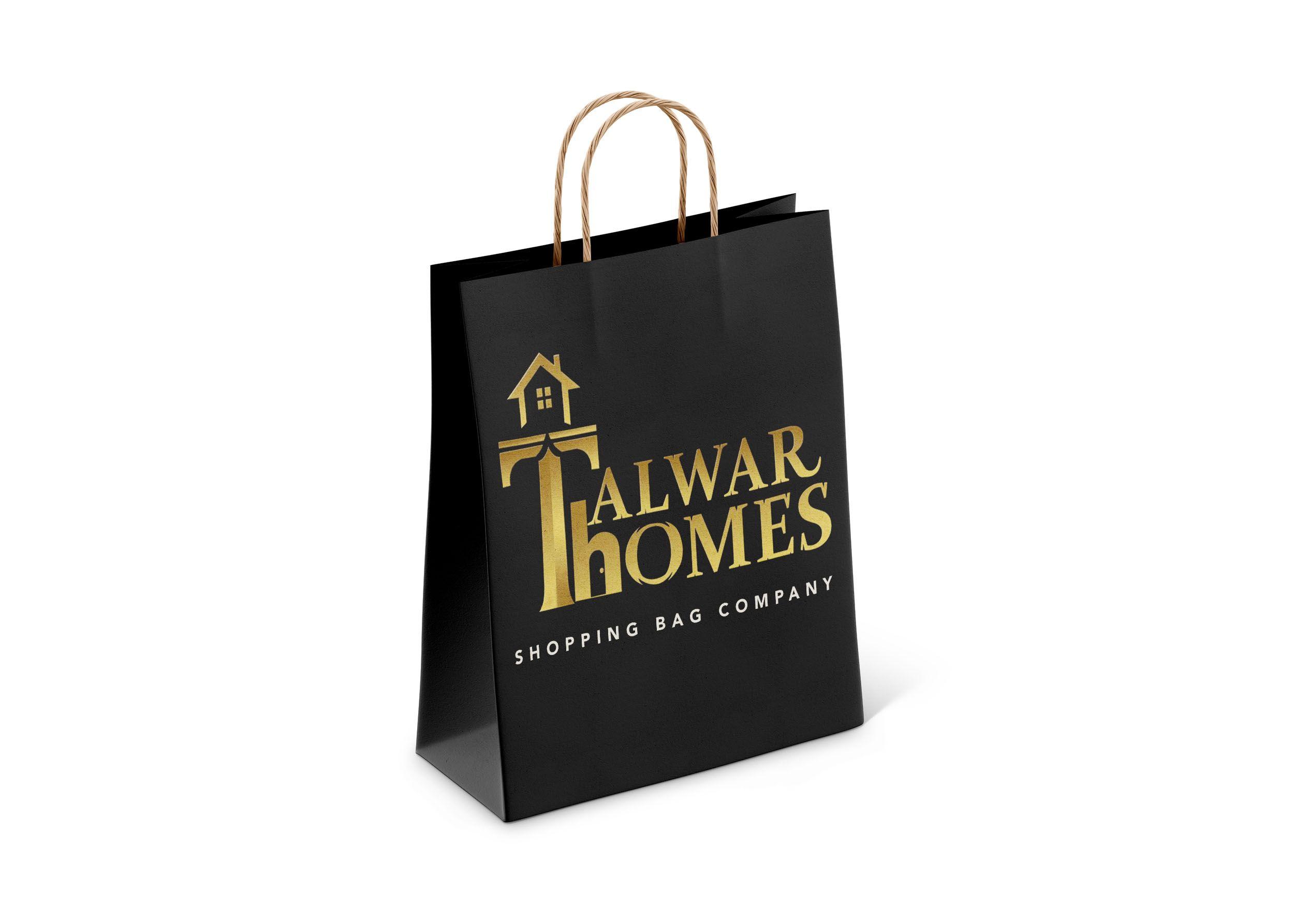 Download Free Psd Golden Label Shopping Bag Mockup Bag Mockup Free Psd Mockup Free Psd