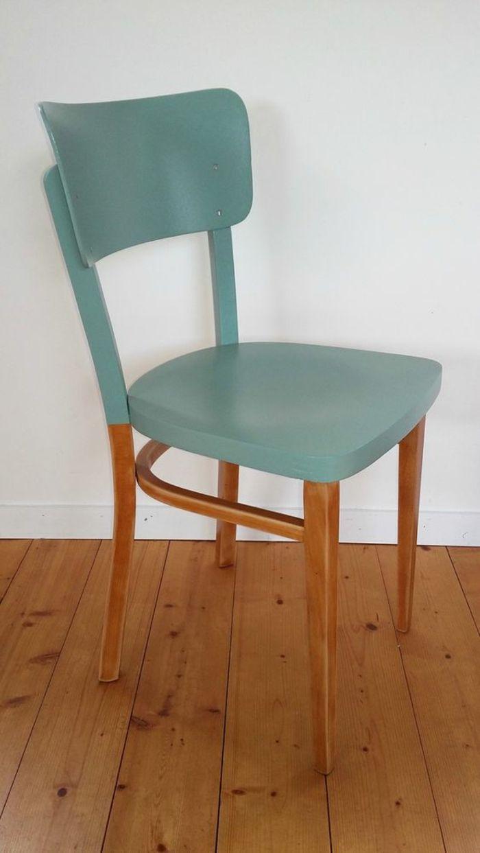 repeindre une chaise en bois sans poncer amazing tourdissant repeindre un meuble en bois sans. Black Bedroom Furniture Sets. Home Design Ideas