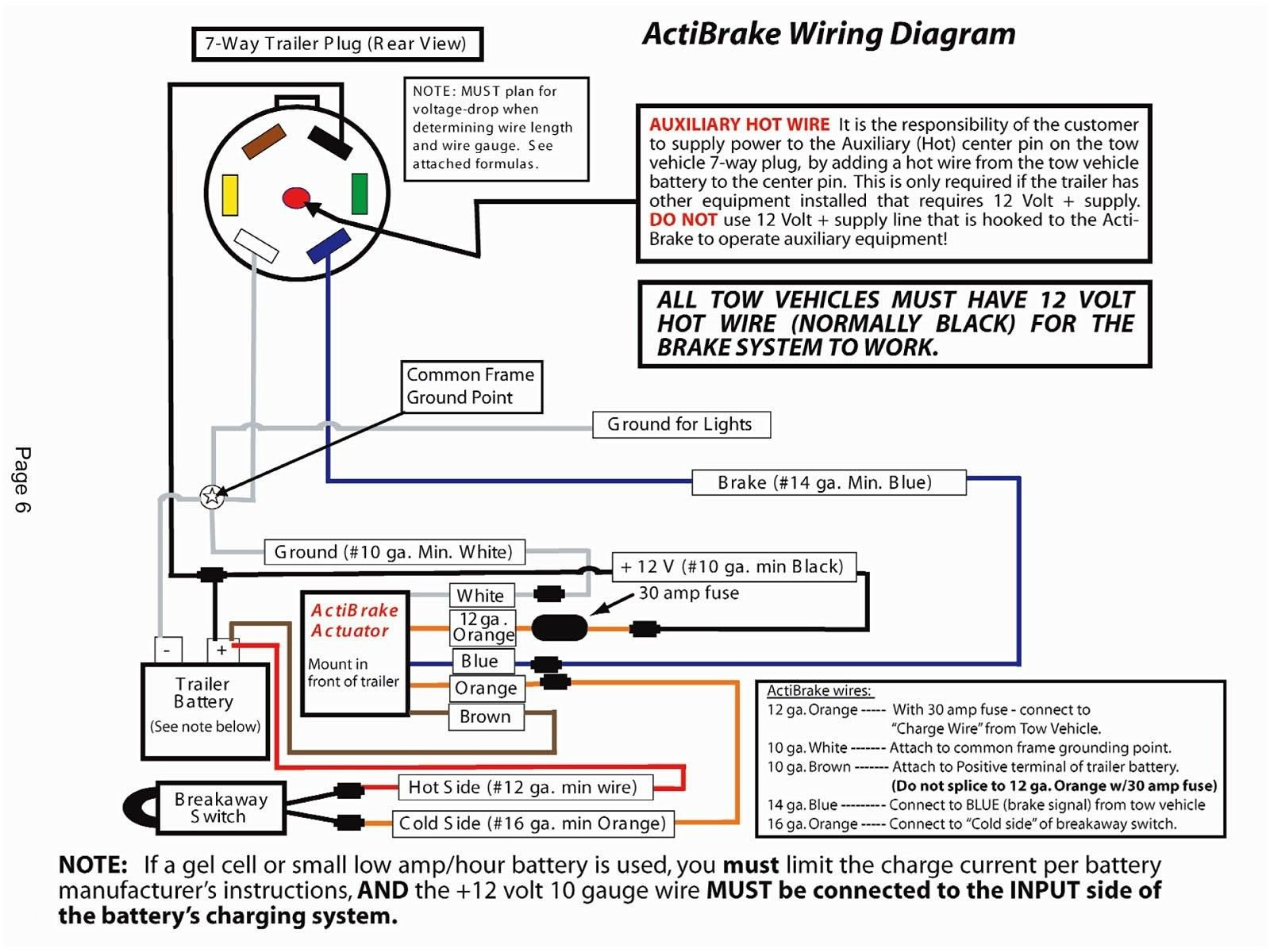 Ford Trailer Wiring Diagram 7 Way In 2020 Trailer Wiring Diagram Diagram Trailer Light Wiring