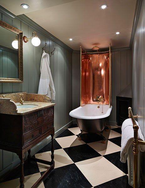 Batty Langleyu0027s Hotel In London Photos   Architectural Digest