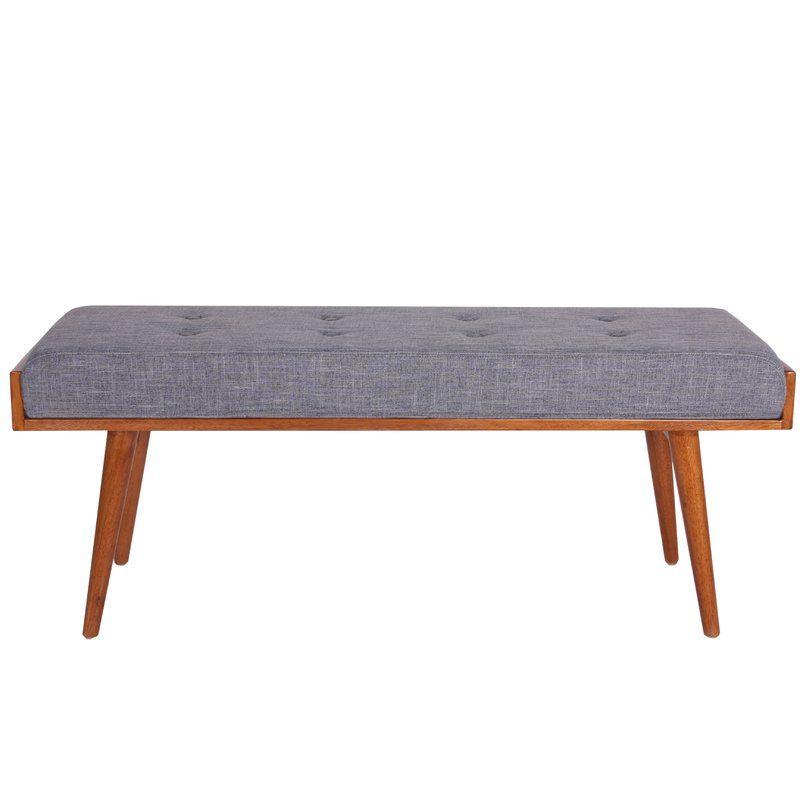 Aysel Upholstered Bench In 2018 Morber Home Pinterest Bedroom