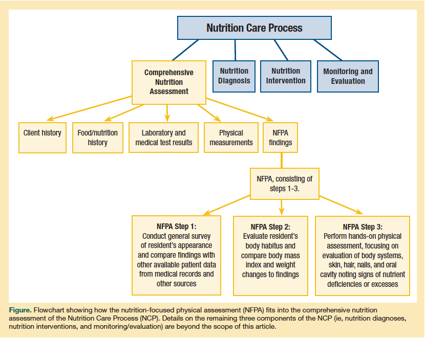 The NutritionFocused Physical Assessment Can Be Used To Identify