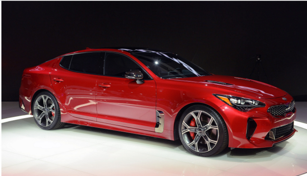 2018 Kia Stinger Specs And Performance