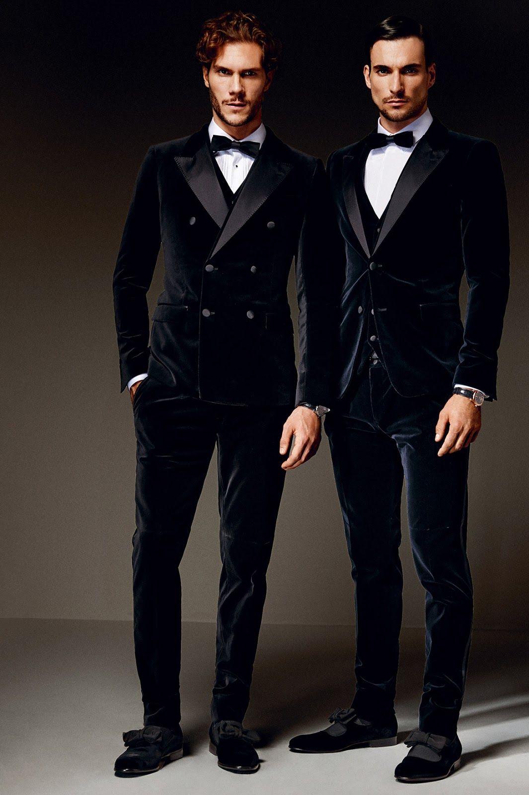 cfcb1c28ca36 Black tie affair.....Dolce and Gabbana