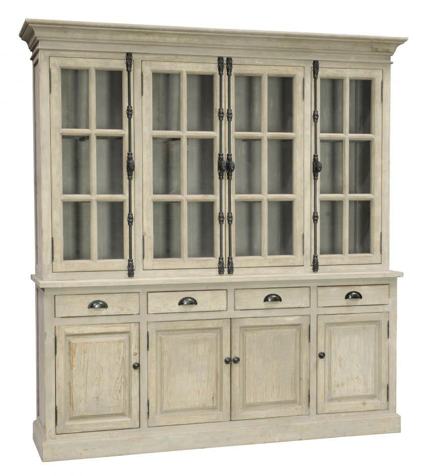 Reclaimed Wood Dining Room Hutch