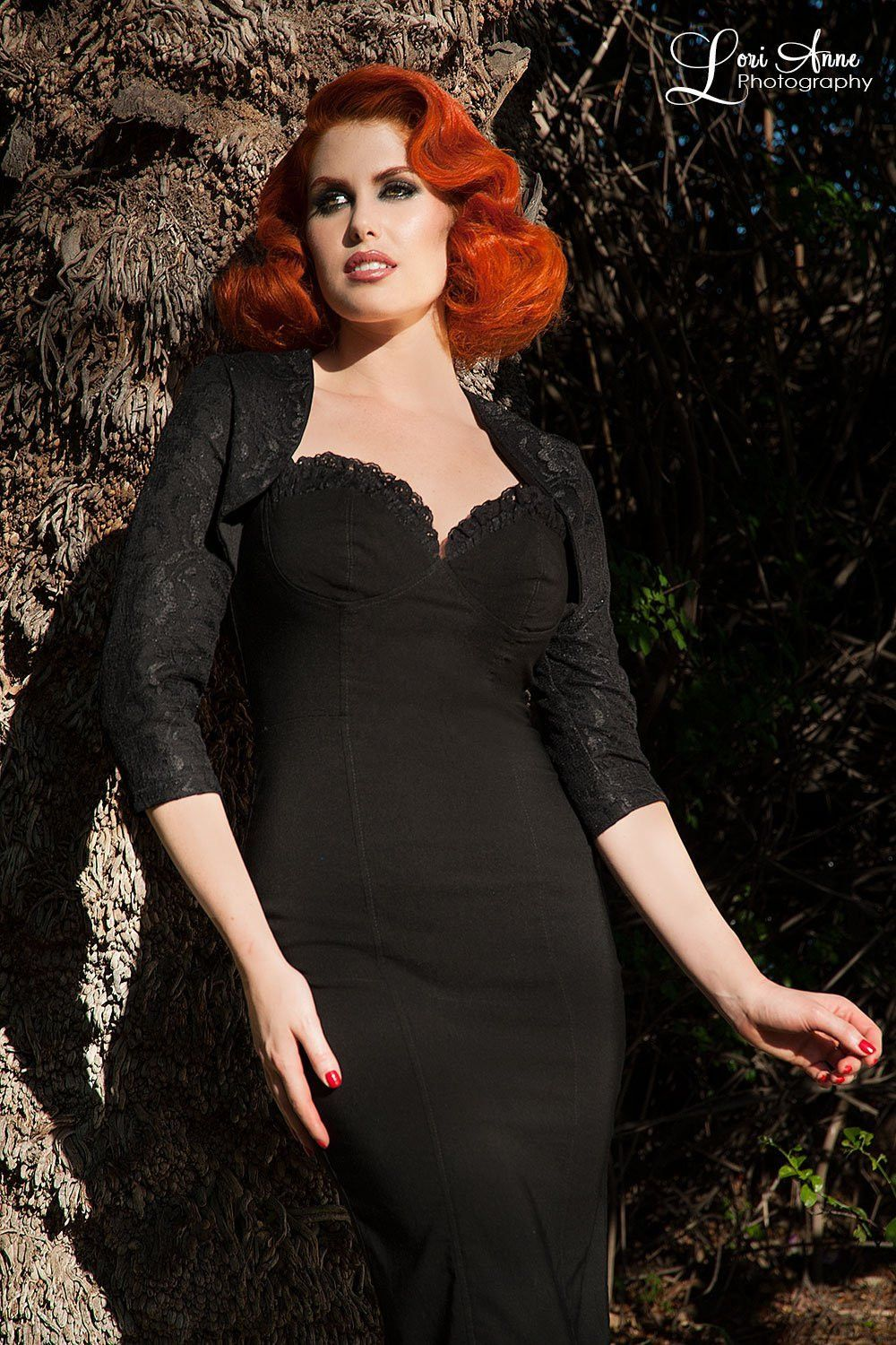Pinup Couture Shrug In Black Knit With Lace Overlay Pinup Girl Clothing Pinup Couture Glamorous Evening Dresses Pinup Girl Clothing