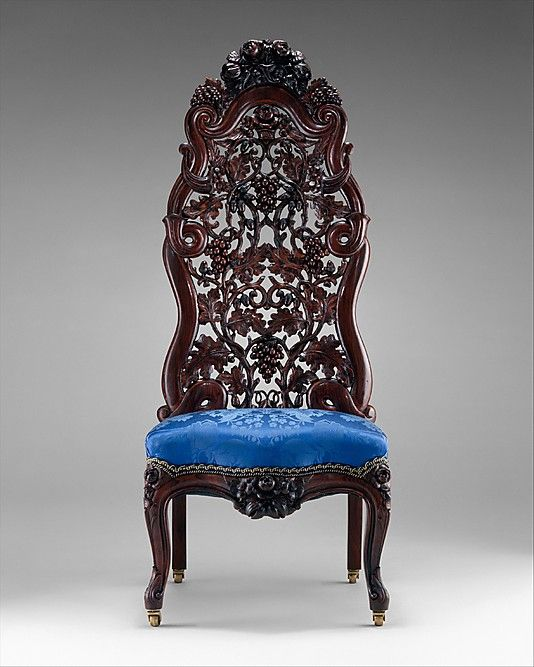 Dating victorian furniture