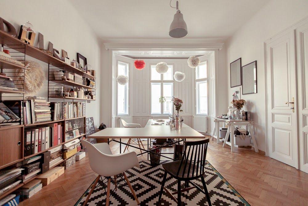 Wiedeń  Jak Mieszka Projektantka? Vienna ApartmentApartment ...