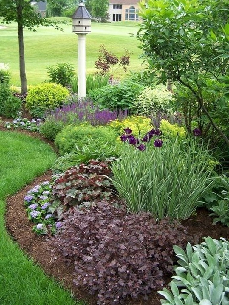 45+ Interesting Backyard Landscaping Ideas On A Budget # ...