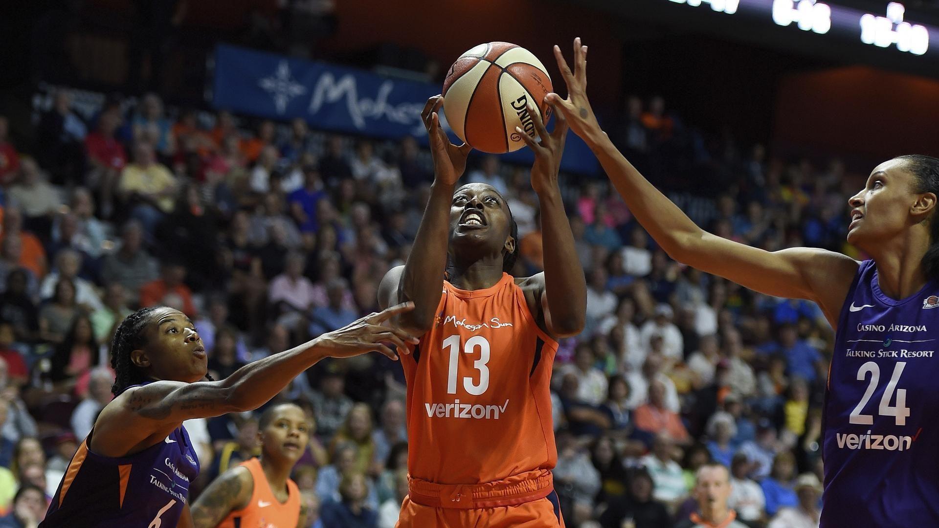 Pin by Women's Basketball Daily on WNBA 2018 Wnba