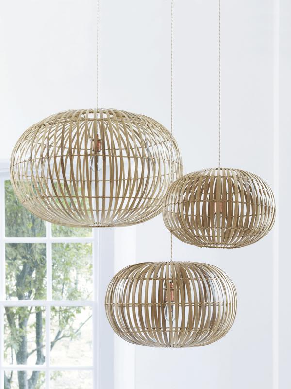 Bamboo shade (medium)