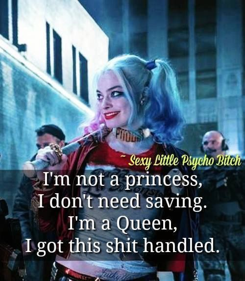 And that I do!!! Struggles are hard but getting through them is what makes… #harleyquinnquotes