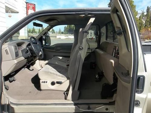 Used Ford F250 Trucks, Vans or SUVs with 4 doors