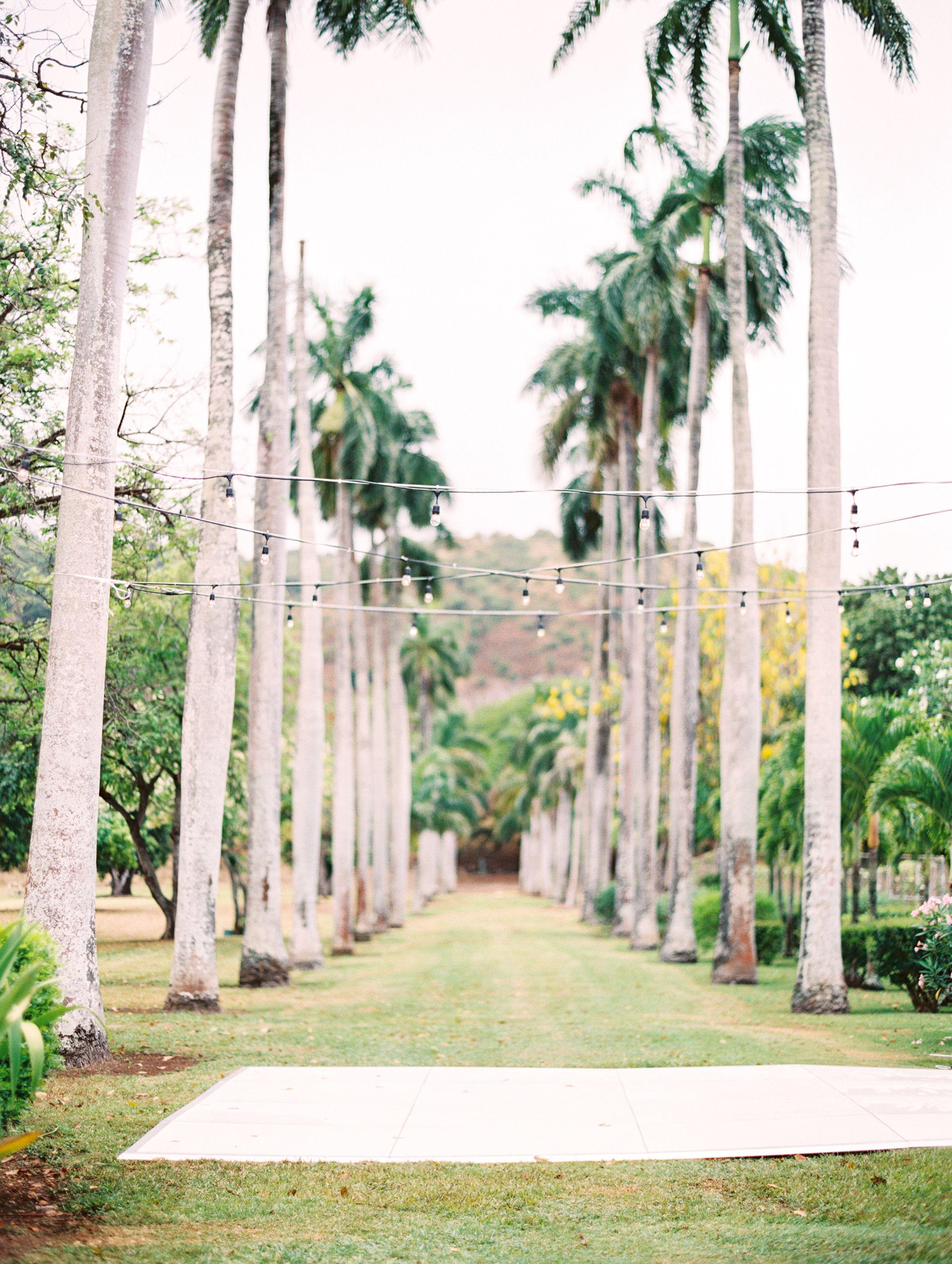 Rustic Wedding North Shore Hawaii Photography By Aria Studio Rainbow