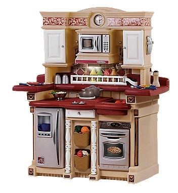 Lifestyle Partytime Kitchen Accurately Detailed Has Numerous Activities And Accessories To Encourage Multi Child Play