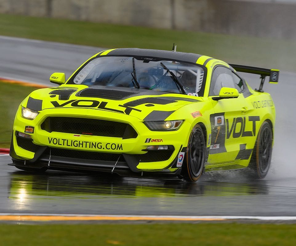 Volt Racing S Ford Mustang Gt4 Ford Racing Mustang Cars Mustang