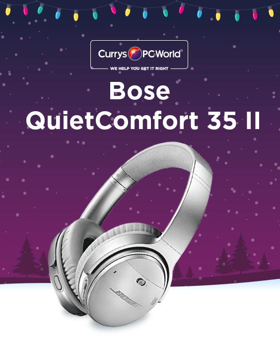 BOSE QuietComfort QC35 II Wireless Bluetooth Noise