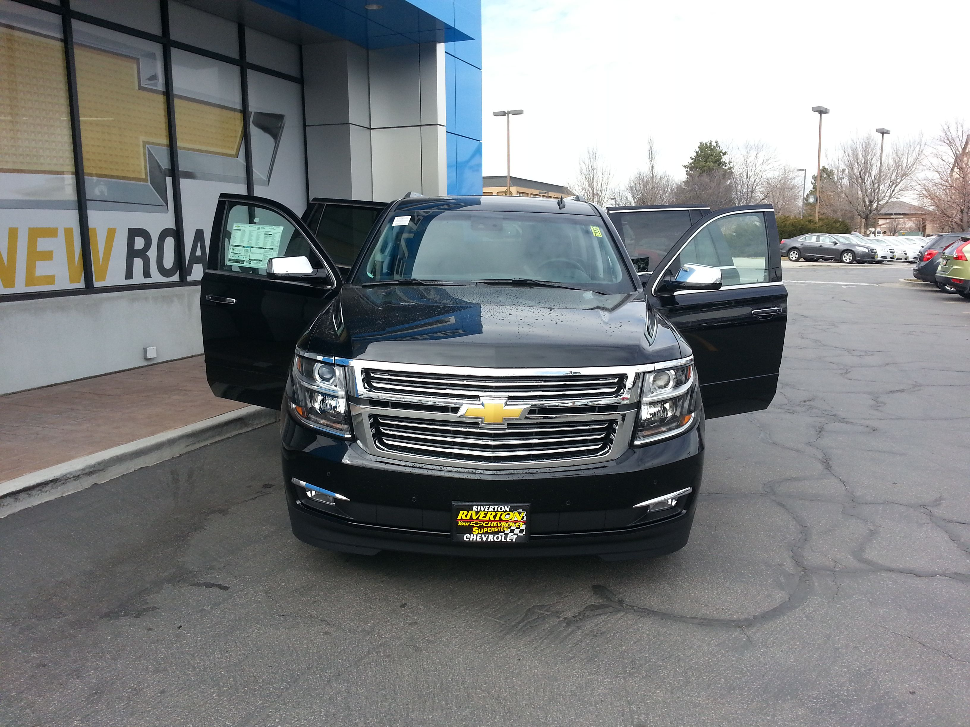 Pin by Riverton Chevy on 12 Chevy Tahoe   12 tahoe, 12 ...   riverton chevrolet