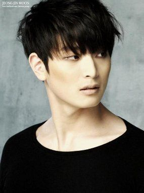 Kpop Boy Haircuts Google Search Hair Stuff Jin Jeong Jinwoon