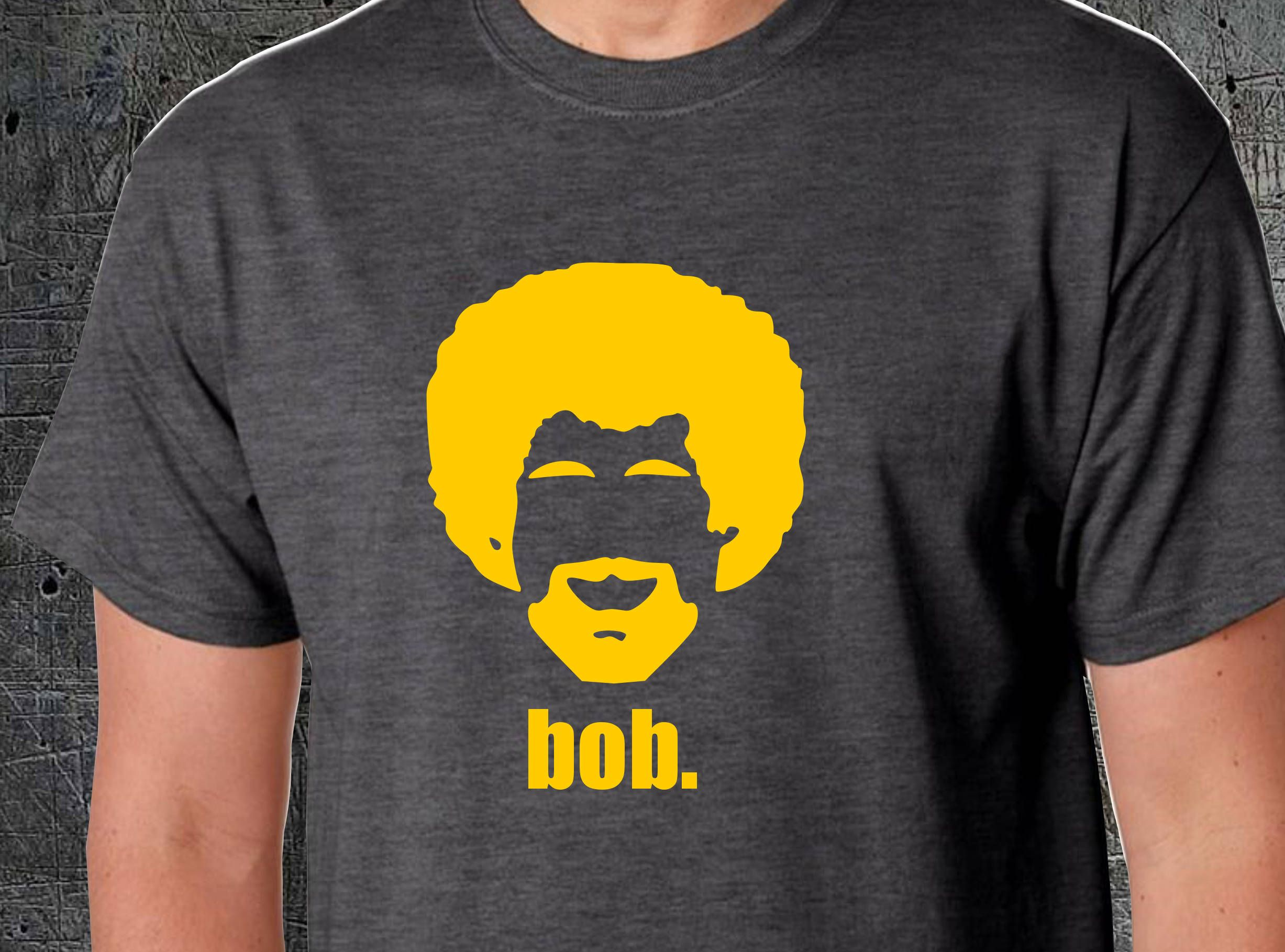 8ad44d47b Bob Ross Shirt-- Artist Shirt- Painting Shirt-- Happy Little Accidents- Happy  Trees- Gift by FireAntTees on Etsy