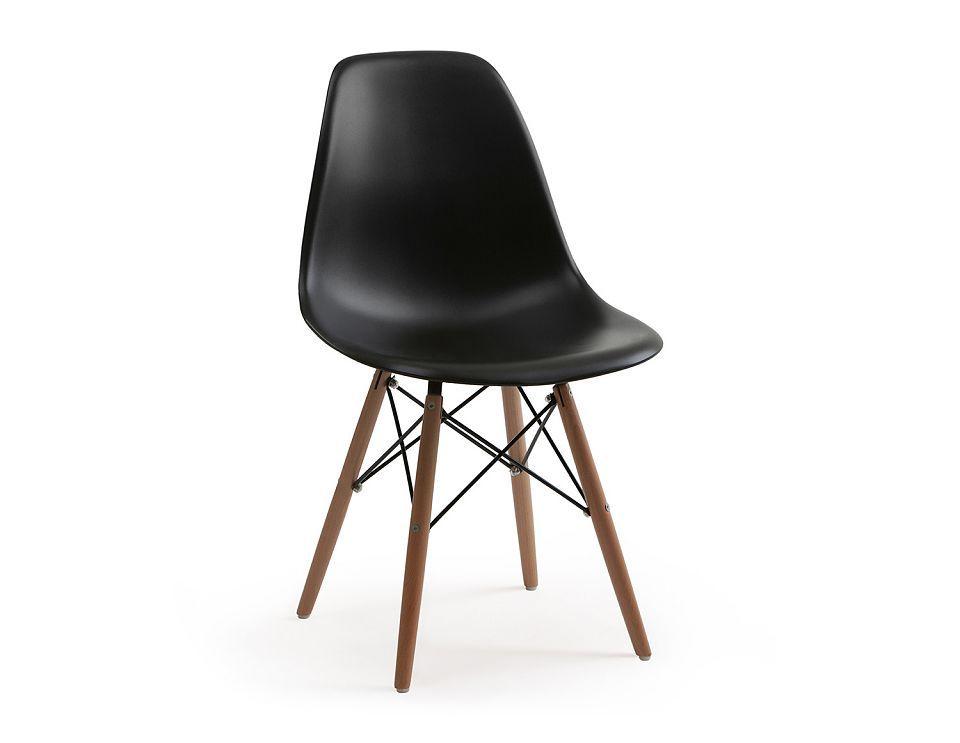 structube salle manger chaises eiffel noir table pinterest black chairs and. Black Bedroom Furniture Sets. Home Design Ideas