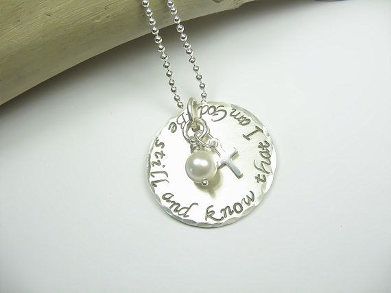 custom christian jewelry scripture jewelry sterling silver