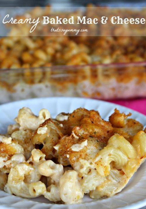 Creamy Baked Mac & Cheese #wfaves W's fave creamy baked mac and cheese. I mixed parm with the breadcrumbs. #wfaves Creamy Baked Mac & Cheese #wfaves W's fave creamy baked mac and cheese. I mixed parm with the breadcrumbs. #wfaves