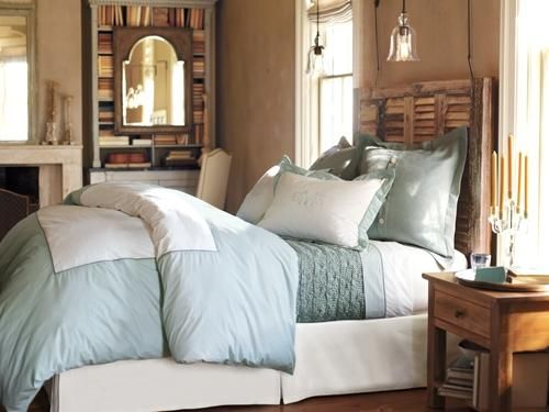 Pottery Barn Master Bedroom Decorating Ideas: Pottery Barn Bedroom Gallery - 150 Pictures