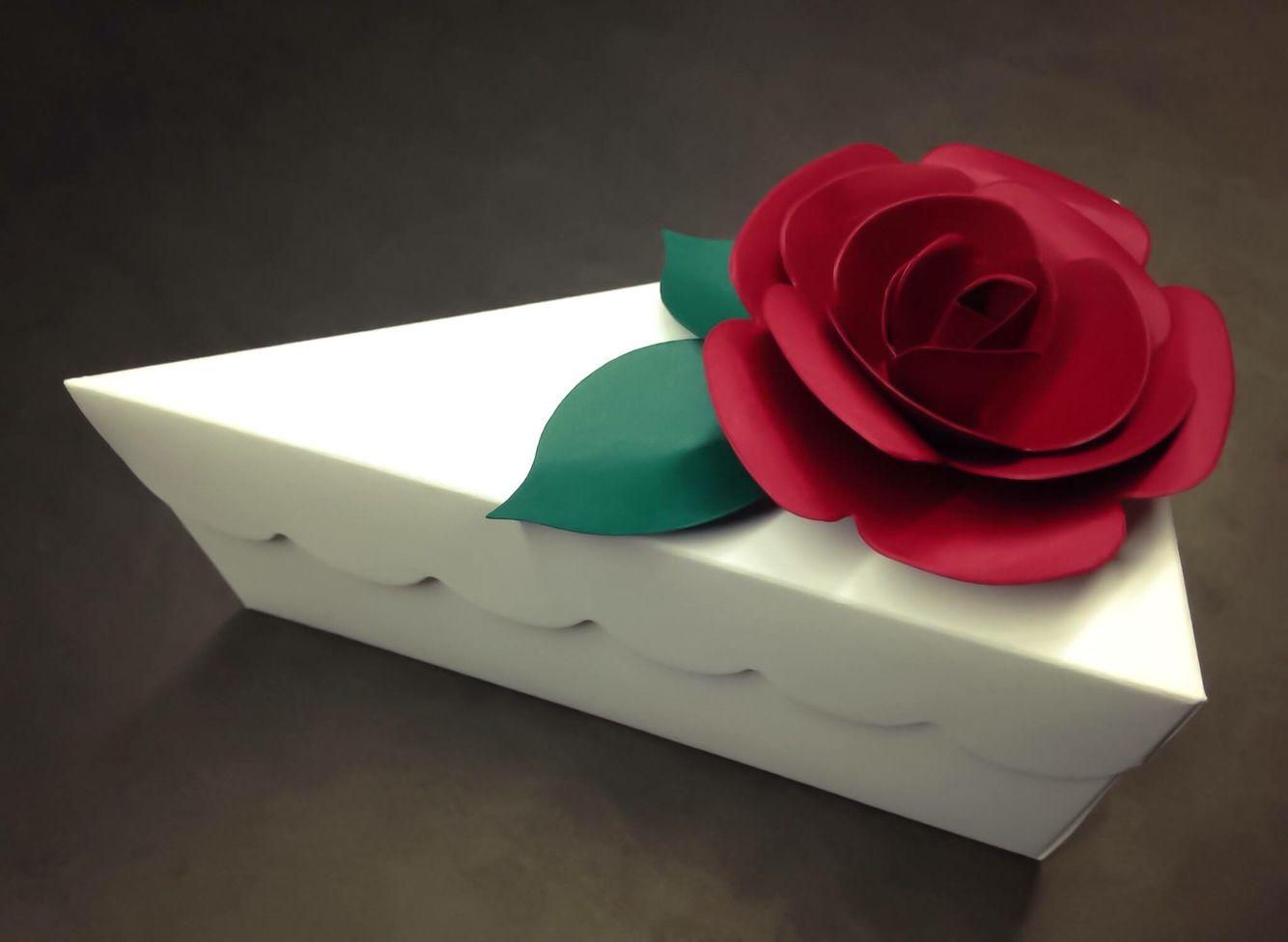Wedding cake box - Lejla & Eso 31.05.14