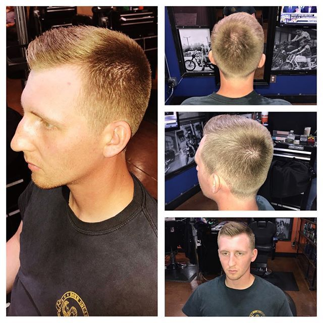 Hair by Amanda ! #hmx #hairmx #hairstyles #clippers #marinecorps ...