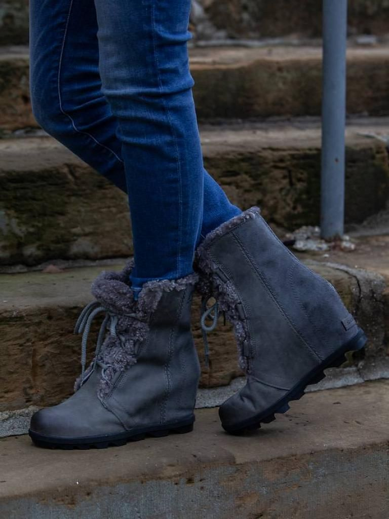 f23c4ca030 Joan Of Arctic Wedge, Sorel Joan Of Arctic, Shearling Boots, Shoe Boutique,
