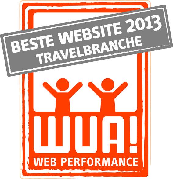 Website Belvilla uitgeroepen tot beste reiswebsite