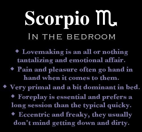 Scorpios dating andere Scorpios