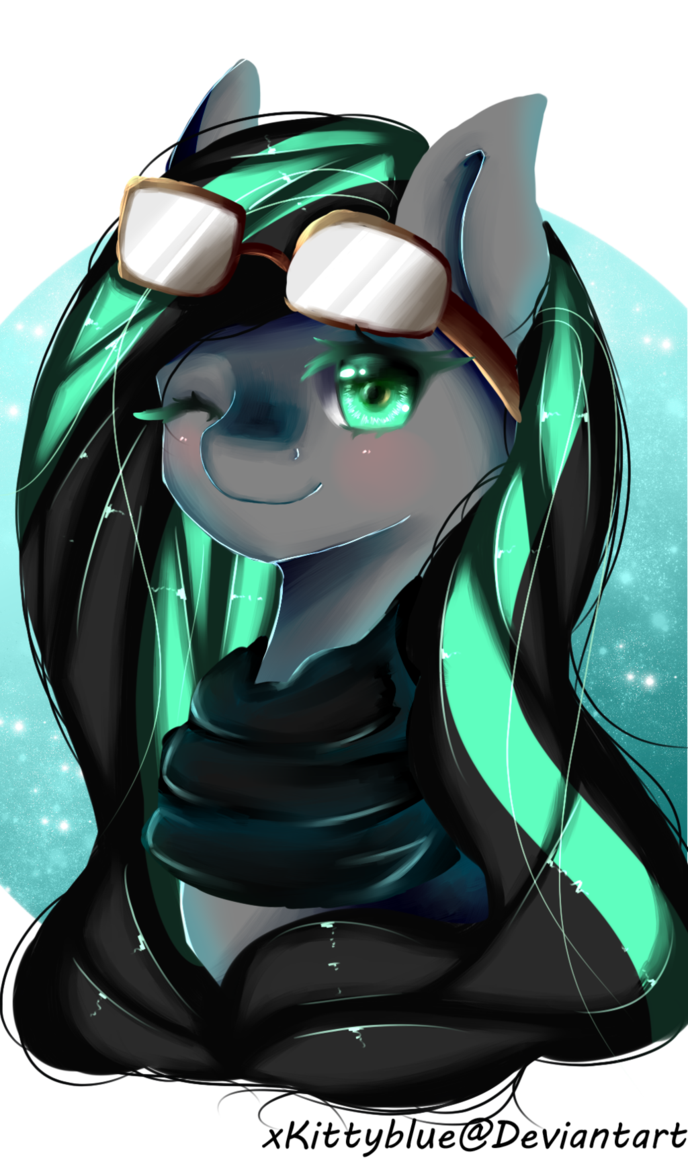 MLP Art Trade | KittyHarmony by xKittyblue.deviantart.com on @DeviantArt