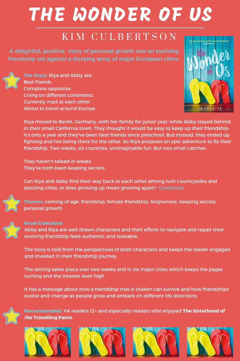 YA Book of the Week - Mount Alvernia College iCentre