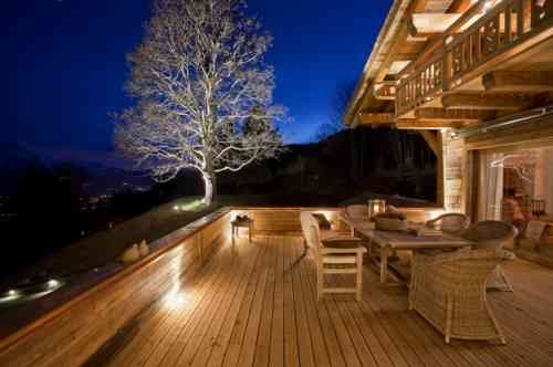 luminaire exterieur terrasse design