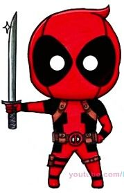 Animation Character · How To Draw Things · Deadpool