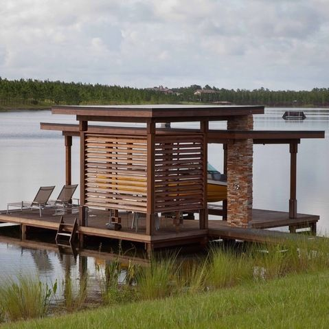 Boat Docks Design Ideas, Pictures, Remodel and Decor | Farm ...