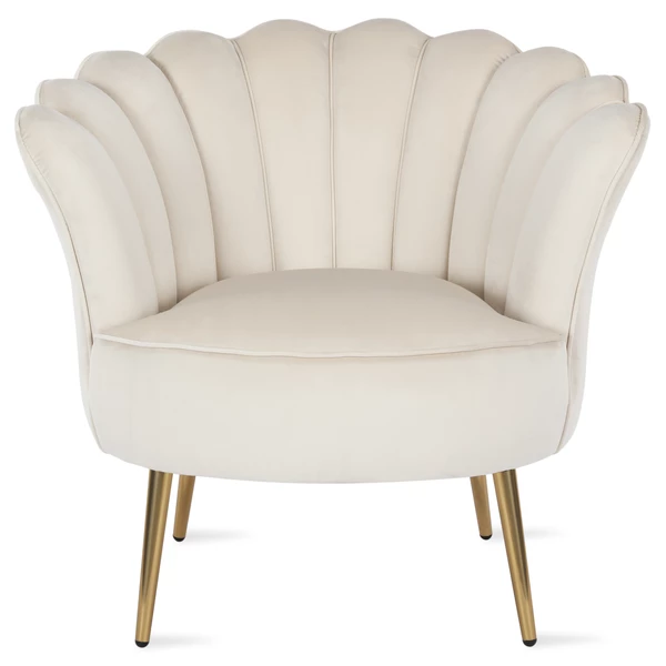Best Presley Seashell Chair In 2020 Accent Chairs Accent 400 x 300