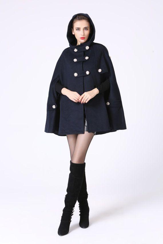 73421cc0135 Perfect cape coat for my Nunu. Designer Clothes