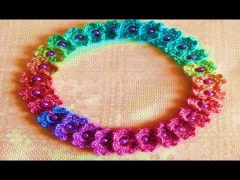 Tiara En Crochet Para Bebe Tiara Diadema Vincha Guirnalda - Diadema-ganchillo
