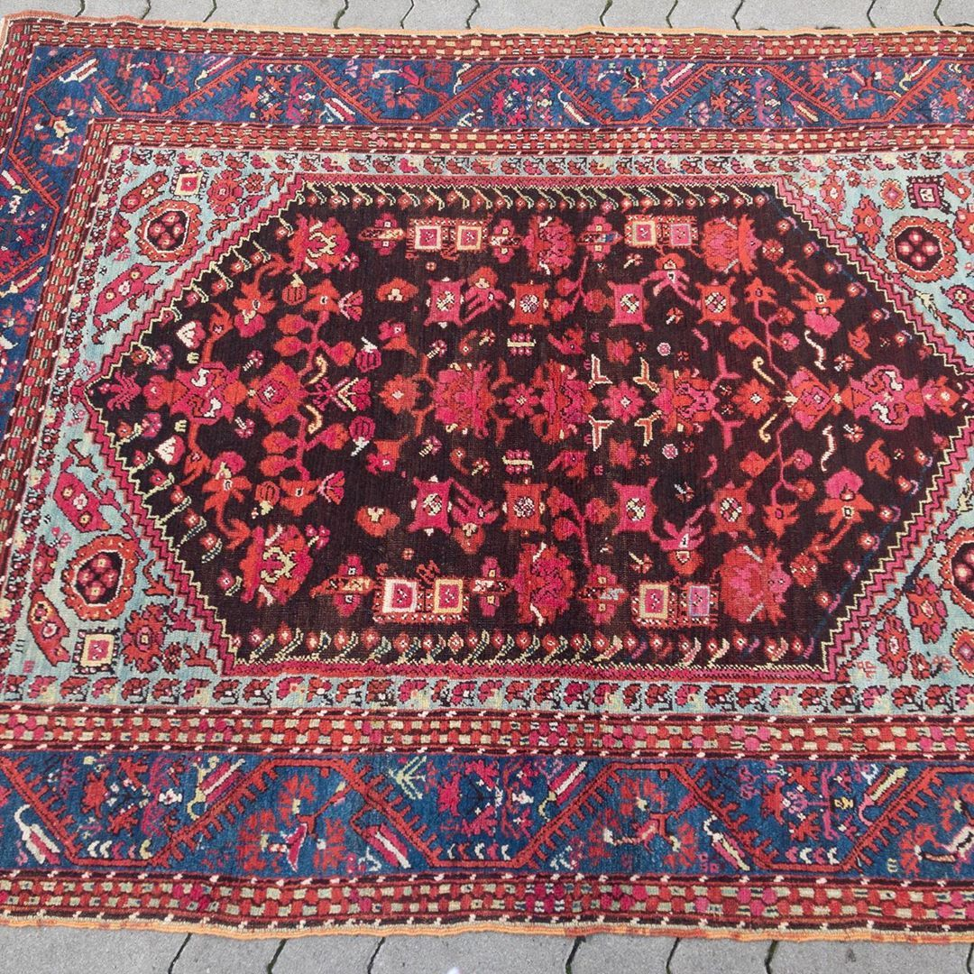Pin On Antique Rug