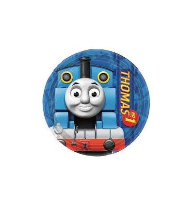 Thomas The Tank Engine Dinner Plates Party Themes and Decorations | Party Corner #ThomasTheTankEngine #  sc 1 st  Pinterest & Thomas The Tank Engine Dinner Plates Party Themes and Decorations ...