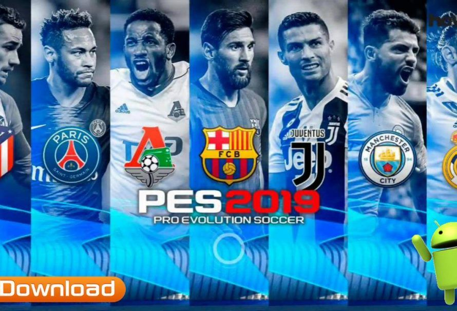 PES 2019 UCL Android Mobile Patch Download | Games | Android mobile