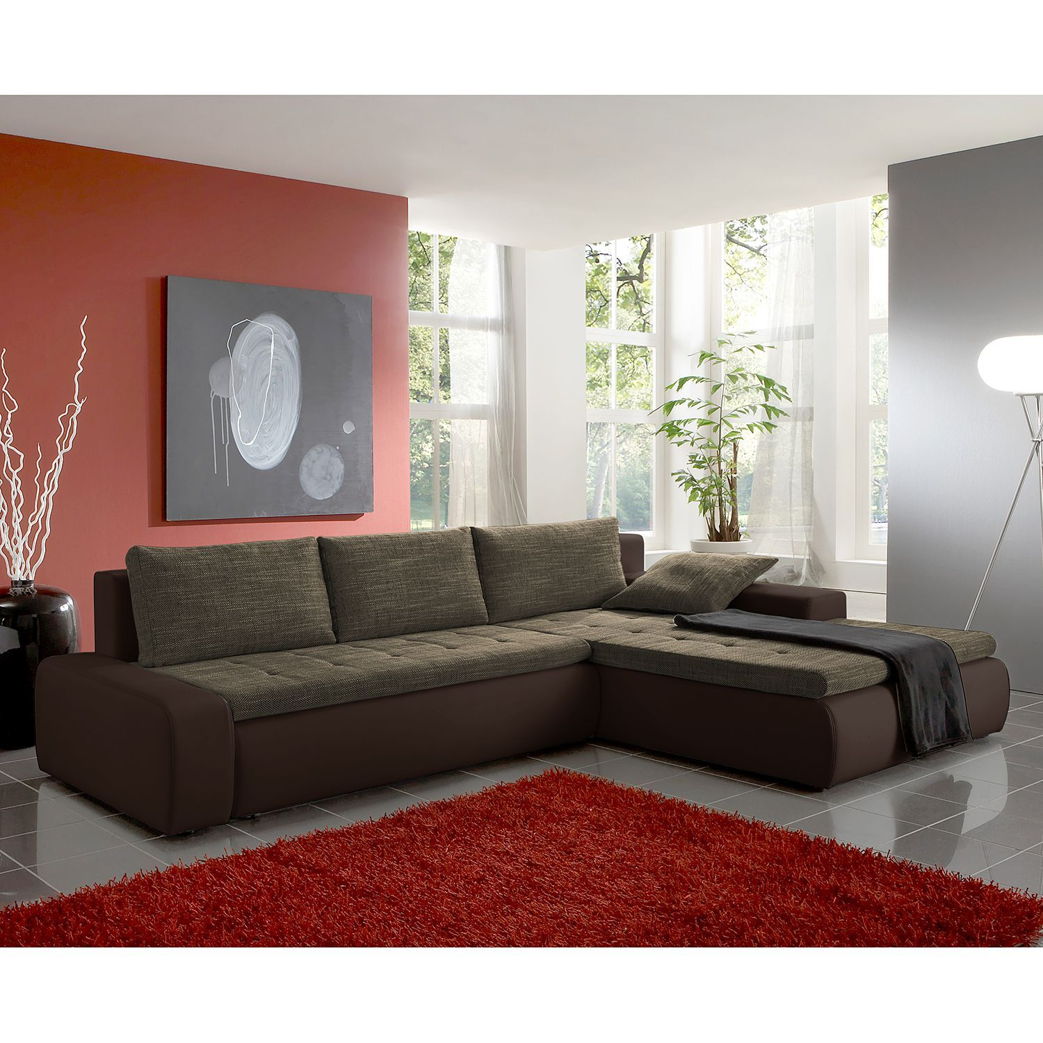 Ecksofa Montego Ecksofa Grand Bahama Products Couch Wohnlandschaft Sofa Couch