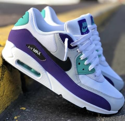 pretty nice 55b20 20d5c NIKE AIR MAX 90 GRAPE