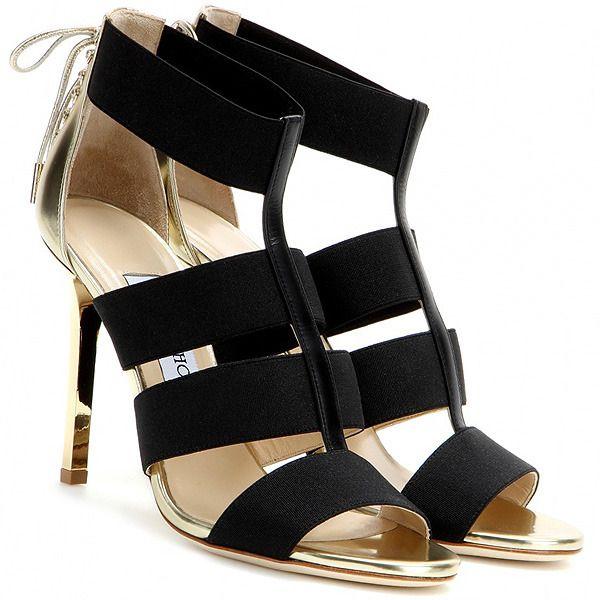 Jimmy Choo     @  shoes ( booties )