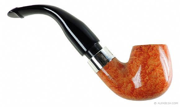 Peterson De Luxe Natural Medium - shape 20s - pipe 1252 - www.alpascia.com