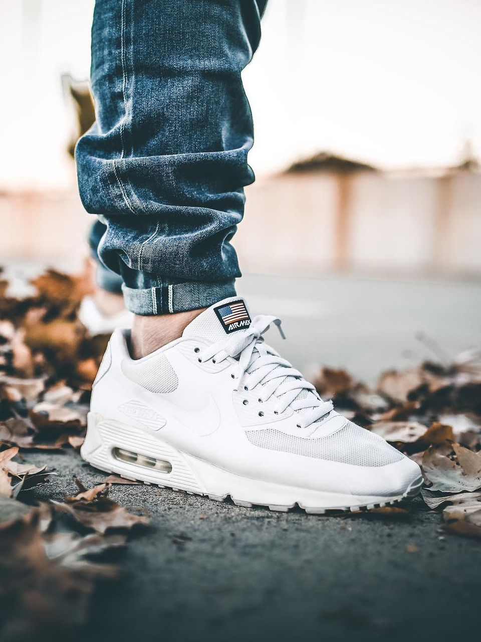 7efa16cfce61 Nike Air Max 90 Hyperfuse  Independence Day  White - 2013 (by liamparsons4)  Sole Trees makes shoe trees designed solely for the makeup of tennis shoes  ...